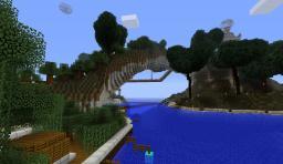 Terariasondeplu - And Island Paradise Minecraft Map & Project