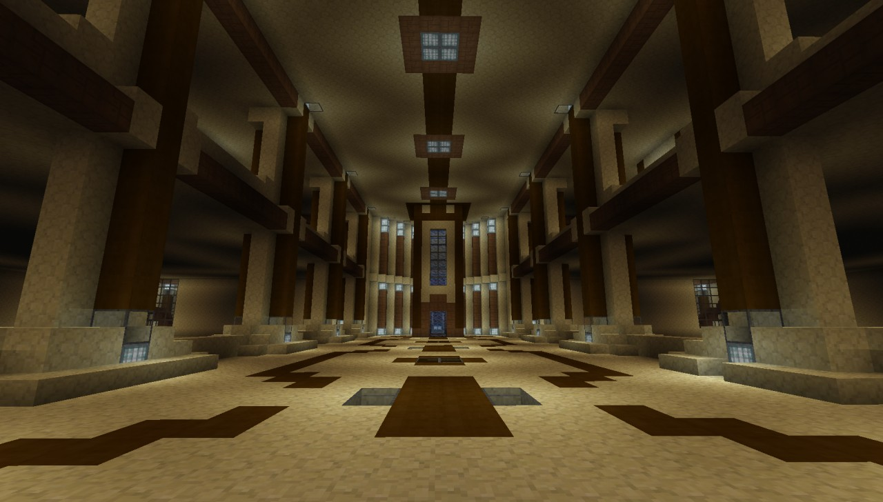 the jedi temple of coruscant minecraft project