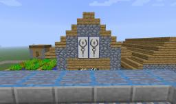 Ori Ship (Stargate SG-1) texture pack Minecraft Texture Pack