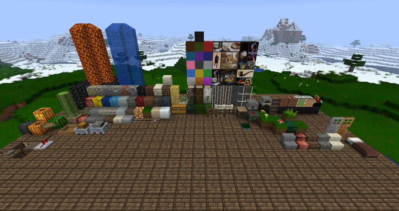 minecraft how to create your own texture pack