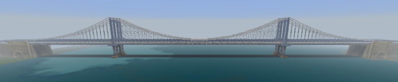Full Manhattan Bridge 1:1.6