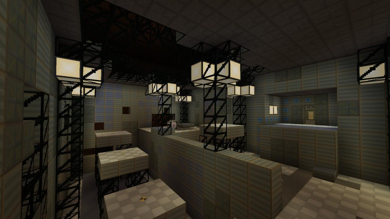 Aperture Enhanced Nostalgia Chamber