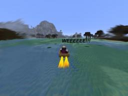 Minecraft Tip: Boat Boost Minecraft Blog