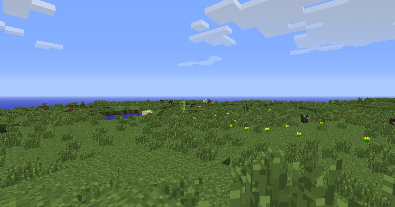 Minecraft land of new age - 7a