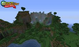 Island Resort Contest Starter Map Minecraft Project