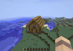 starter barn Minecraft Map & Project