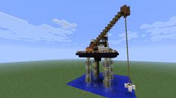 Oil Rig Minecraft Map & Project
