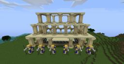 Greek Building (Needs a name) Minecraft Map & Project