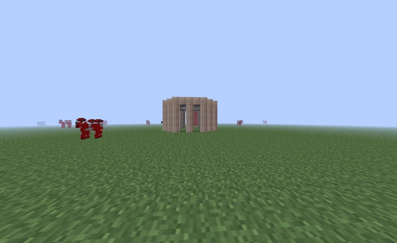 Good design for pillars