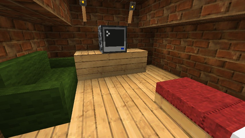 My Little Housing Minecraft Project