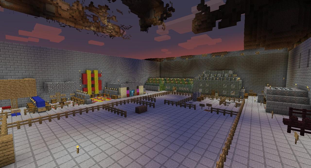 minecraft creative rp server