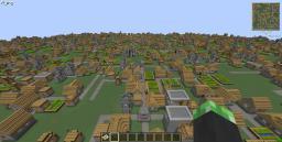 Gyson's NPC City [Huge] Minecraft Map & Project