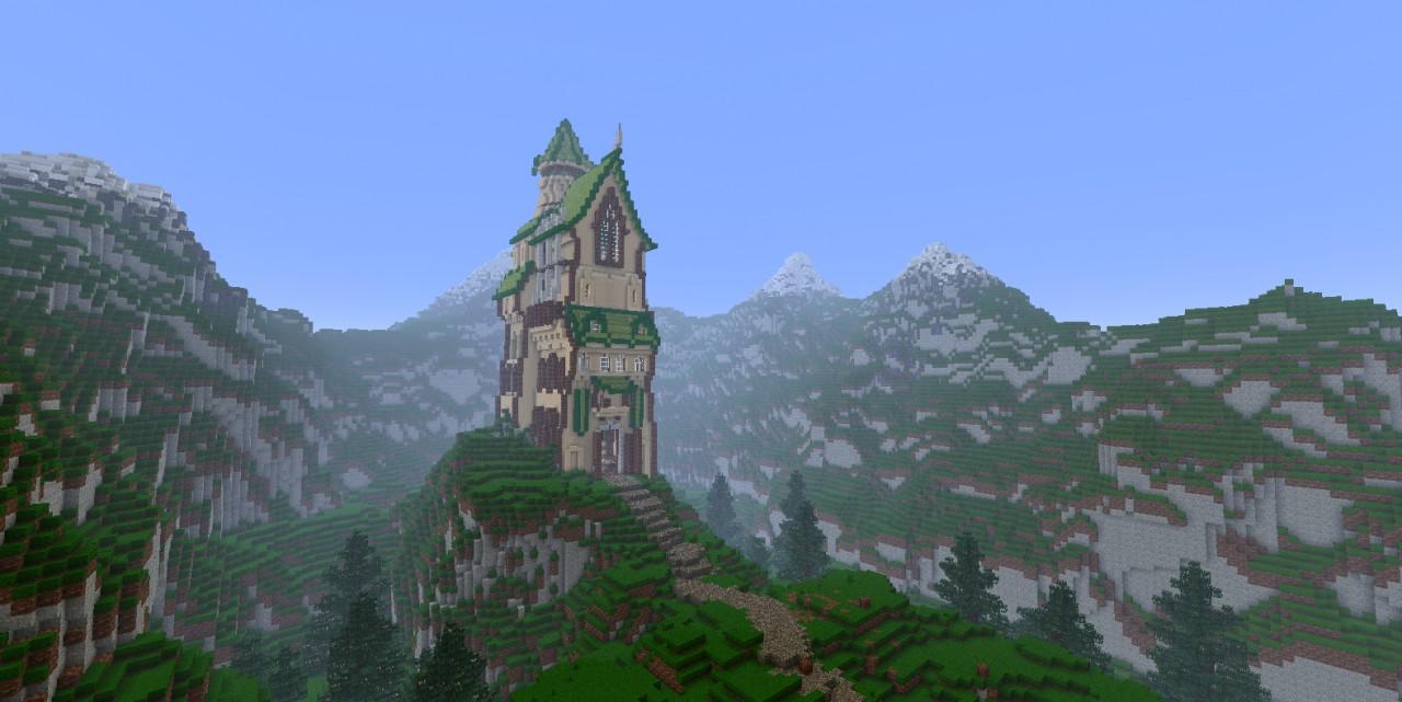 Tarragoda Keep Minecraft Project