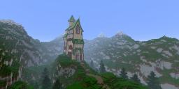 Tarragoda Keep Minecraft Map & Project