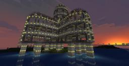 Library (possibly) Minecraft Map & Project