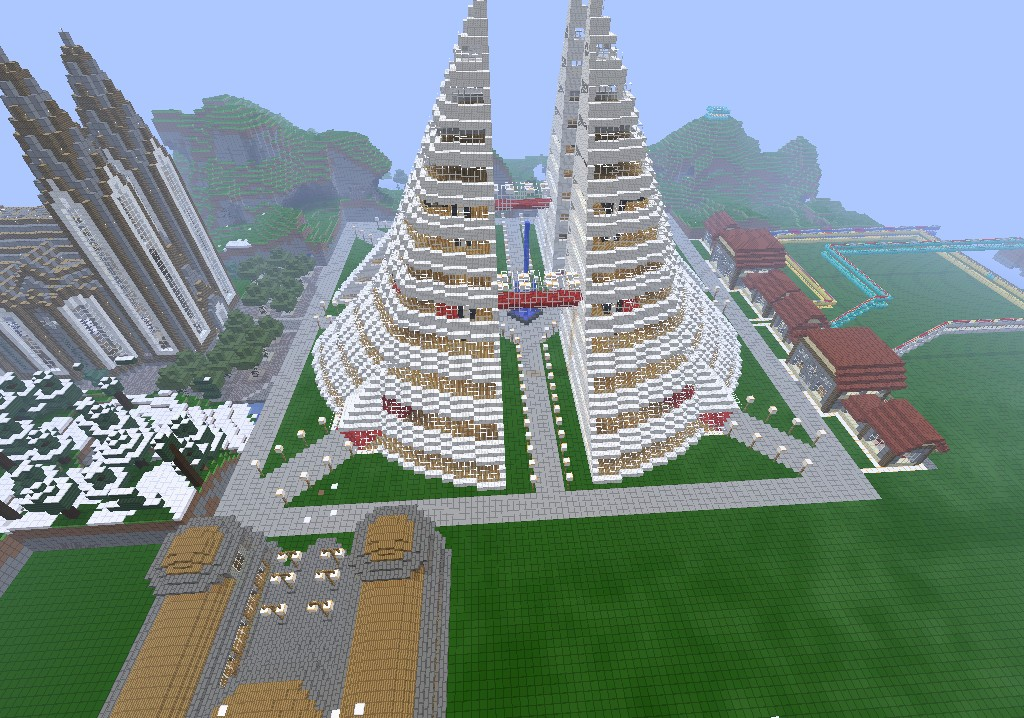 Minecraft Hunger Games With