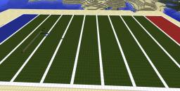 Super Bowl Special - Minecraft Field Goal Simulator