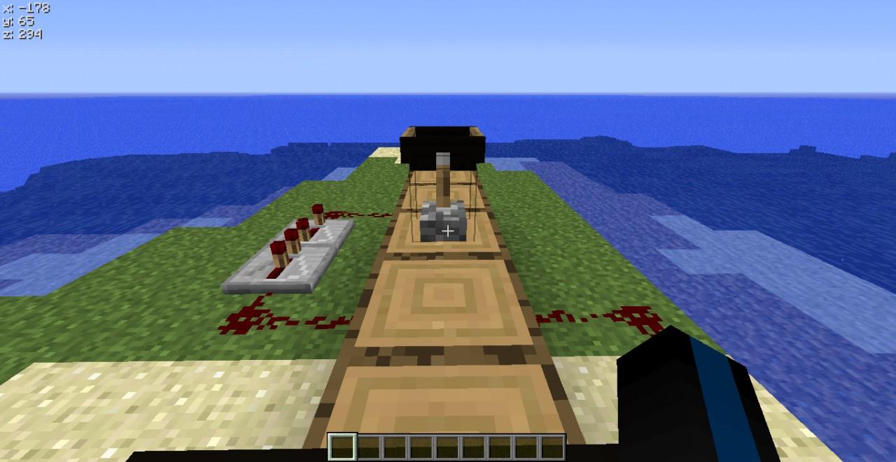 BRICK SUBURBAN HOUSE +Yard Minecraft Project