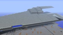Star destroyer Minecraft Map & Project