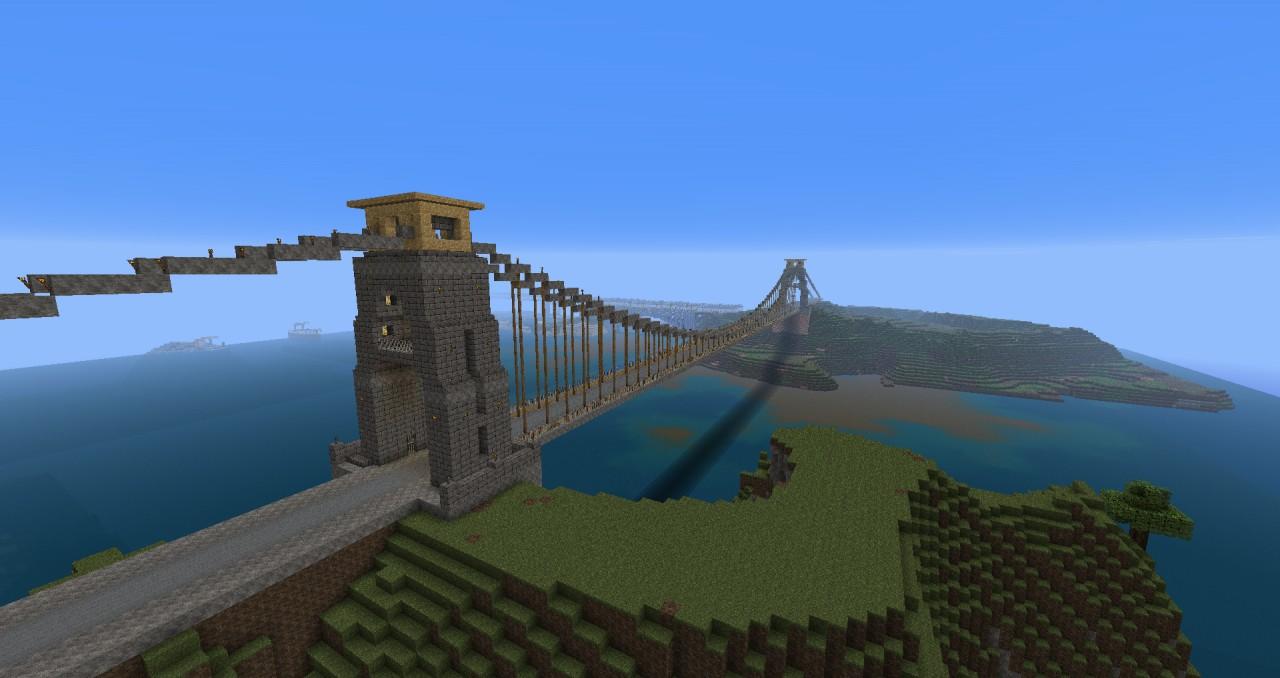 Clifton Suspension Bridge -  1:1 scale