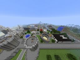 IssytyCraft Minecraft Map & Project