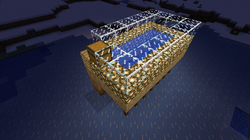 how to make an egg farm in minecraft