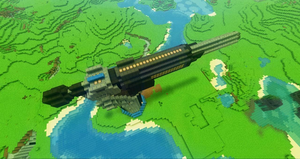 Total Annihilation - Big bertha Cannon Minecraft Project