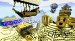 Dorre Woestijn Minecraft Map & Project