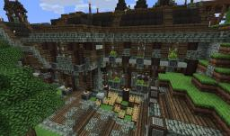Medieval House #2 / Mittelalterliches Haus #2 Minecraft Map & Project