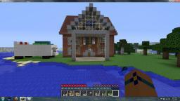 Brick House Minecraft Map & Project