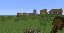 Village Life Minecraft Map & Project
