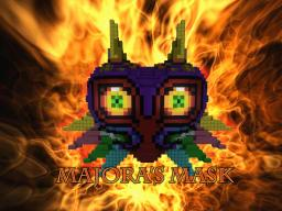 Majora's Mask Minecraft Map & Project