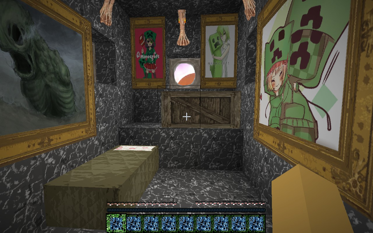 N E K O 256x 14w11b Compatible Anime Texture Pack