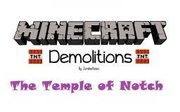 The Temple of Notch's Destruction Minecraft Blog