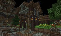 Torbogen / Archway / Door Way Minecraft