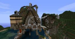 Cliffside, Age of Citycraft Minecraft Map & Project