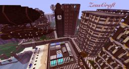 ZeusCraft New-Spawn! Minecraft Project