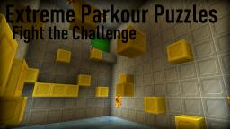 Extreme Parkour Puzzles V1.0 Minecraft Map & Project