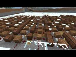 Portal 2 End: Want You Gone - Minecraft Note Blocks Minecraft
