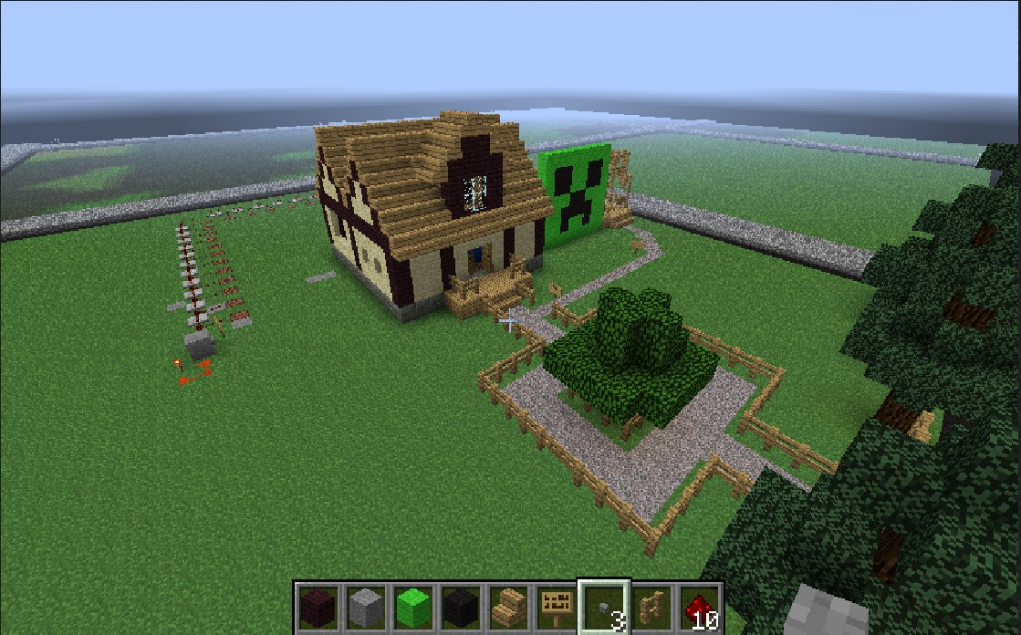 tudor house minecraft project. Black Bedroom Furniture Sets. Home Design Ideas