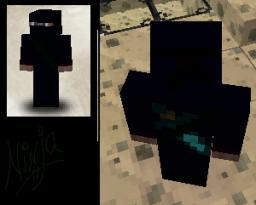 ninja craft Minecraft Texture Pack