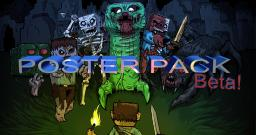 Poster Pack (Beta) Minecraft Texture Pack