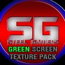 Green Screen Texture Pack Plus 1.0.1 (Green Screen Tools) Minecraft Texture Pack