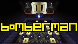 Bomberman (playable) Minecraft Map & Project