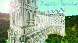 Songdale Cathedral Minecraft Project