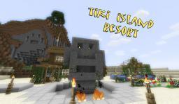 TIKI island resort Minecraft Map & Project