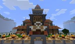 Fairy Tail Guild Minecraft