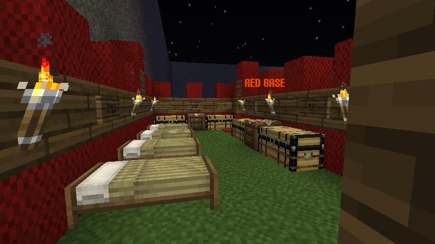 Nuketown - Red base