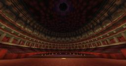Royal Albert Hall Minecraft Project