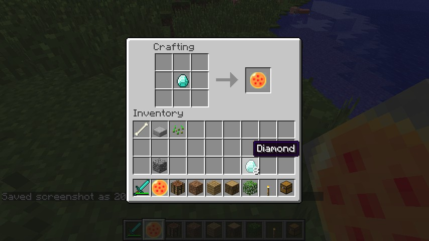 How to craft.